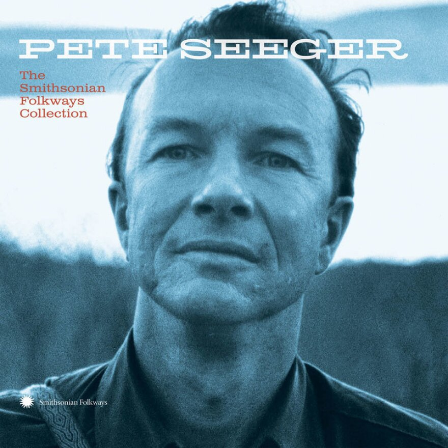 <em>Pete Seeger: The Smithsonian Folkways Collection </em>is due out May 3, 2019 on the singer's 100th birthday.