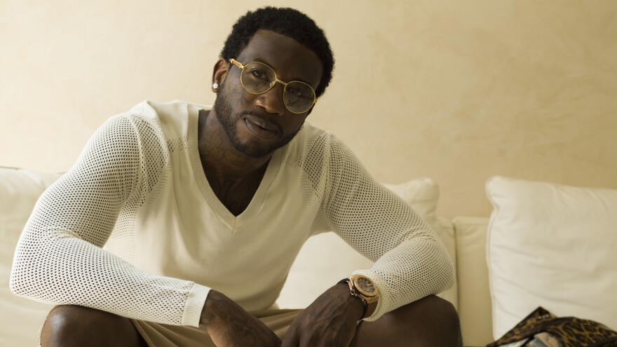 """""""I was in the federal prison system, and people in there stay tuned to NPR,"""" Gucci Mane says. """"I know that they're going to hear this."""""""