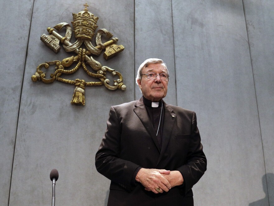Police in the Australian state of Victoria have announced sexual abuse charges against Cardinal George Pell, the pope's finance chief. At the Vatican on Thursday, Pell said he would return to Australia to fight the charges.
