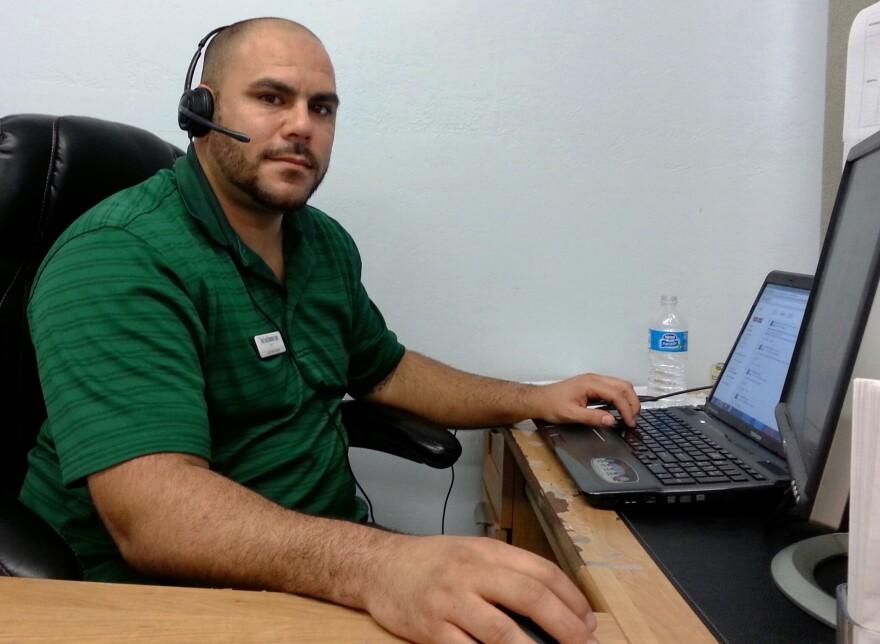 Jeffrey Mercado, Obamacare broker