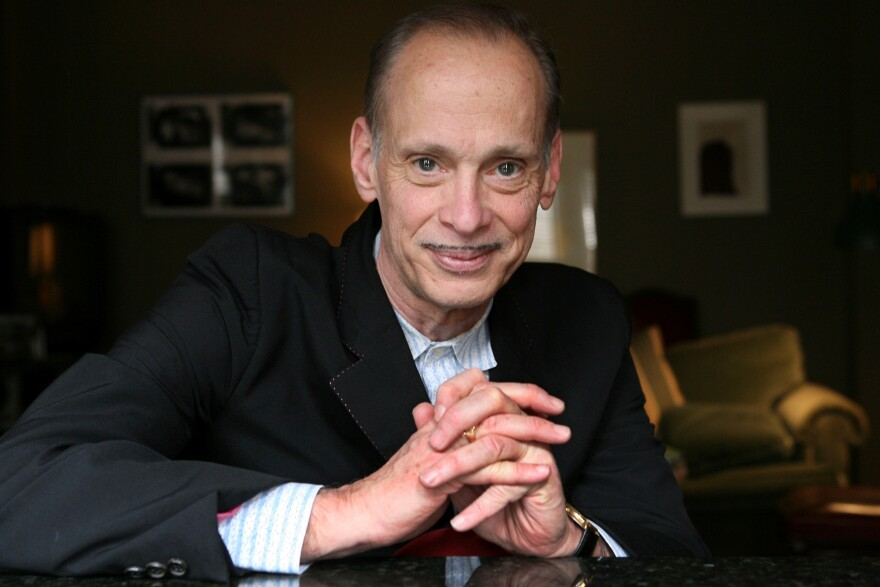 """""""My early films look terrible!"""" says filmmaker John Waters. """"I didn't know what I was doing. I learned when I was doing it. I never went to film school."""" Waters, who is known for films such as the outlandish <em>Pink Flamingos</em> and<em> Hairspray, </em>has written a new book, <em>Carsick.</em>"""