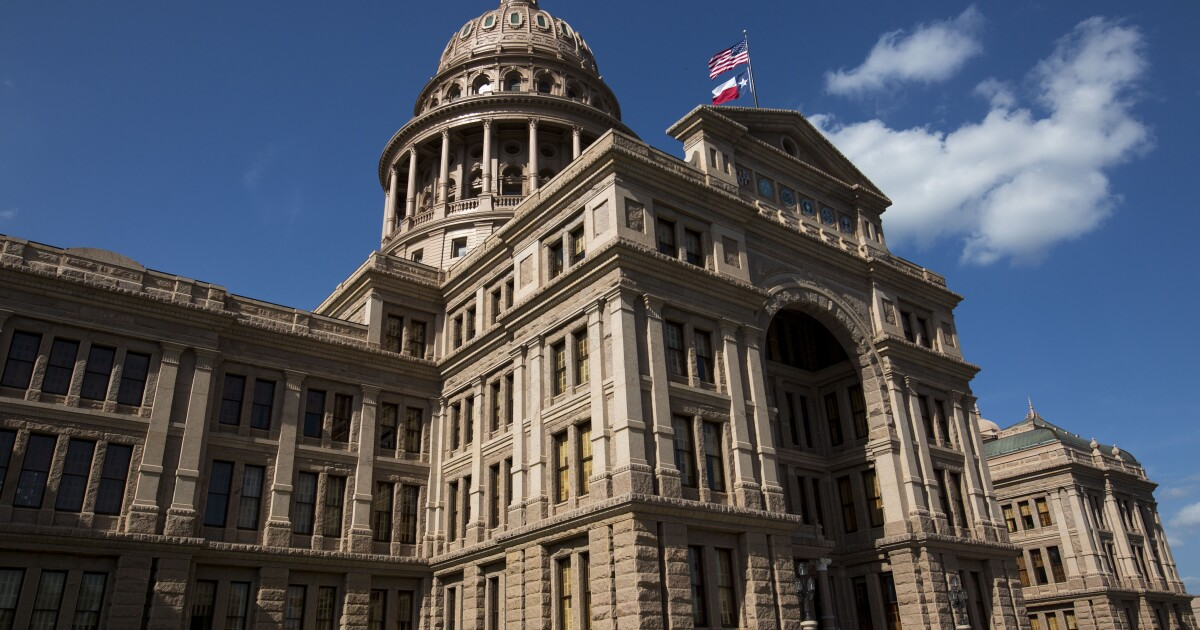 It's Opening Day Of The 2021 Texas Legislative Session