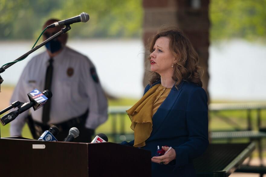 St. Louis County Councilwoman Kelli Dunaway
