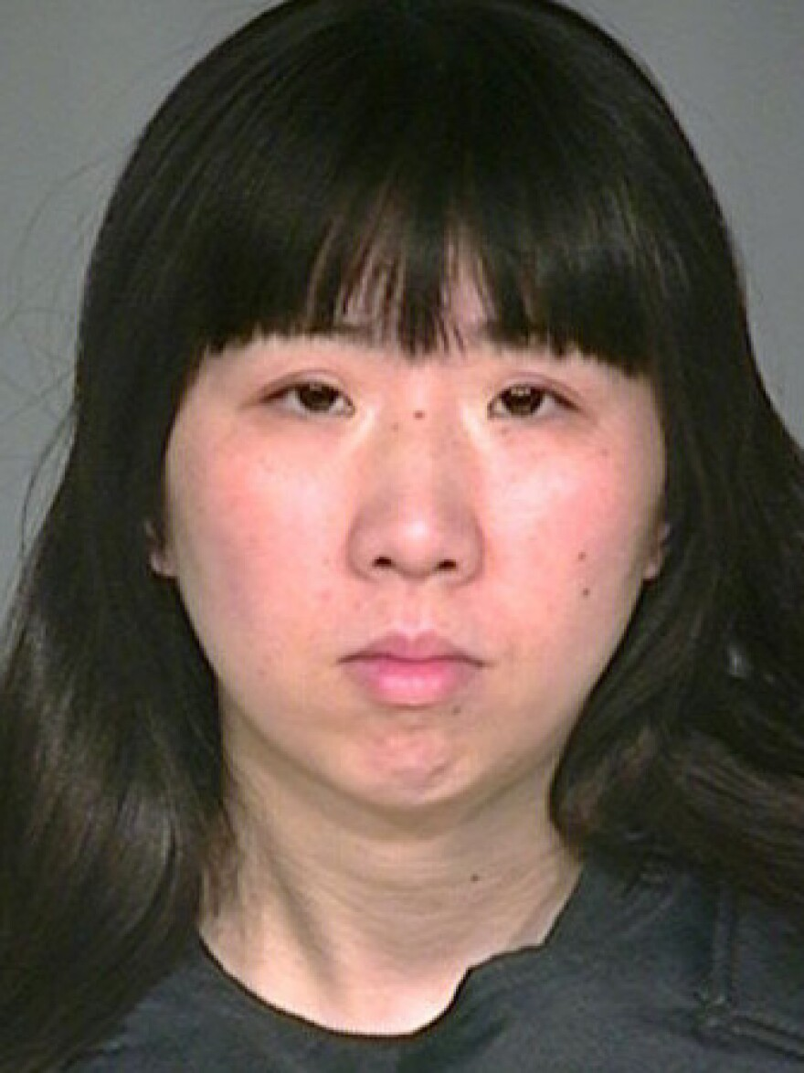 Bei Bei Shuai, seen in a file photo, was charged with murder in the Jan. 2, 2011, death of her 3-day-old daughter Angel Shuai, after eating rat poison.