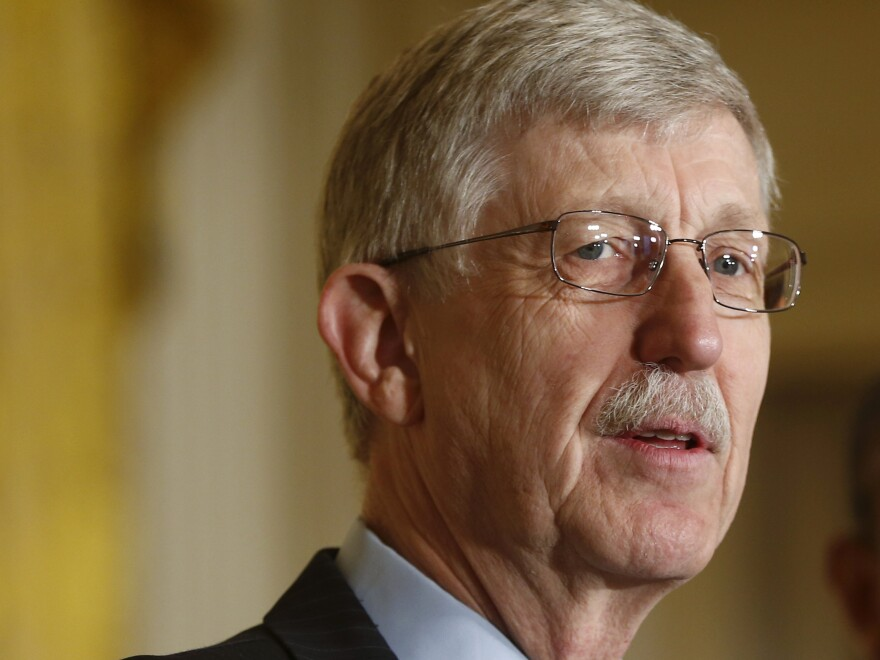 National Institutes of Health Director Dr. Francis Collins contested criticism that researchers running a study of premature infants didn't adequately advise parents about the risks.