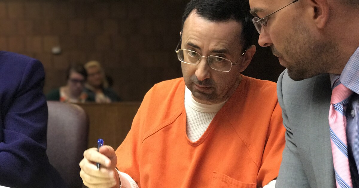 TIMELINE: A long history of abuse by Dr. Larry Nassar - Michigan Radio