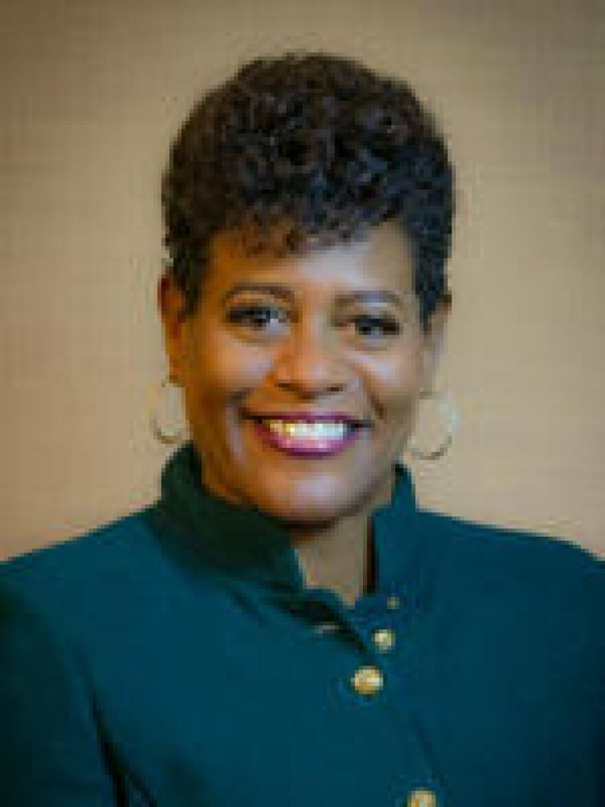 Freshman Rep. Kimberly Daniels, D-Jacksonville, is also a pastor. She is sponsoring a school prayer bill.