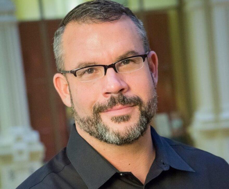 Outgoing PROMO executive director A.J. Bockelman