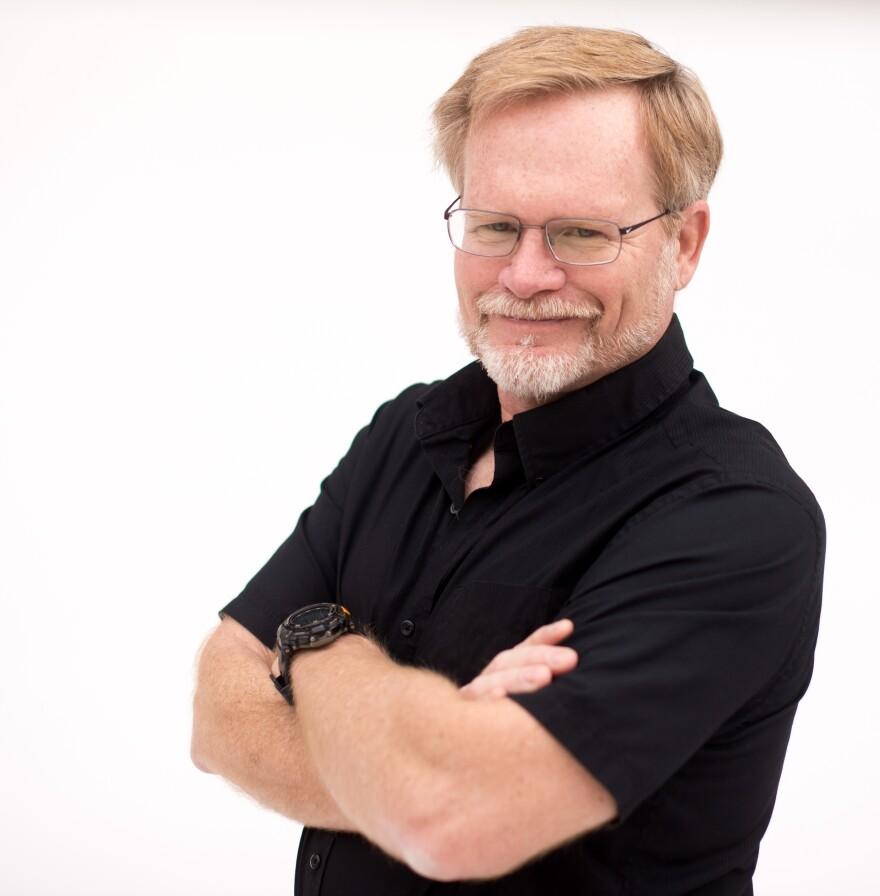 Geographer Randall Cerveny