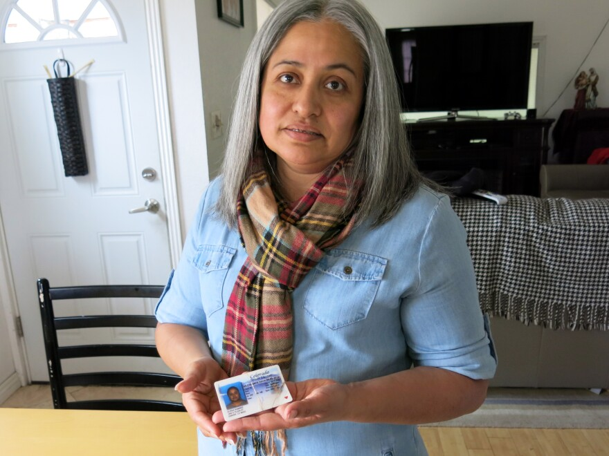 Aleida Ramirez must wait longer for an appointment to renew her expired driver's license because Colorado Republicans have blocked funding for licensing undocumented immigrants.