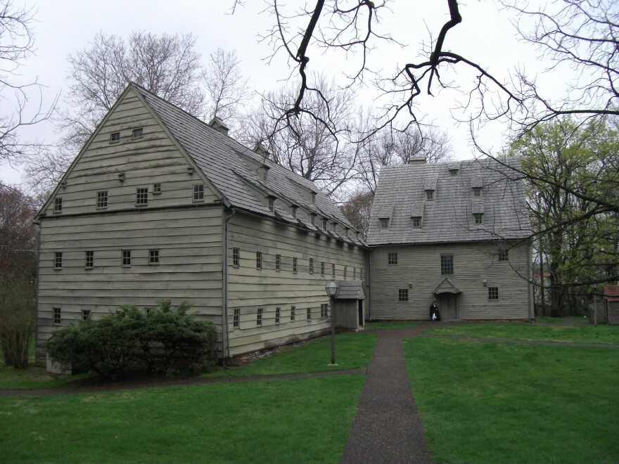 The Ephrata Cloister in Lancaster County, Pa., created conditions for its inhabitants to become the first known female composers in America.