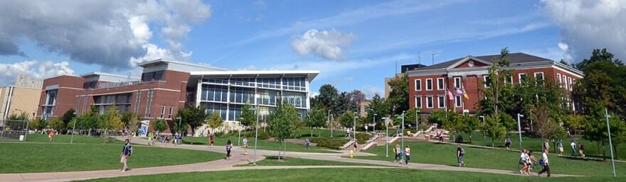 Student Union, University of Akron