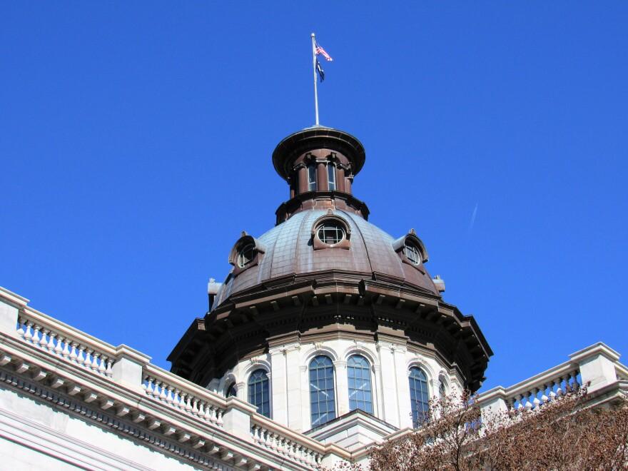 South Carolina State House dome.jpg