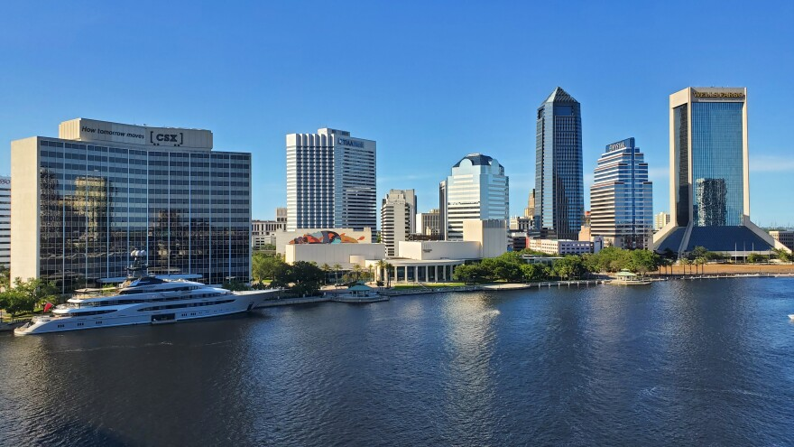 Downtown Jacksonville is in the running to host the 2020 Republican National Convention.