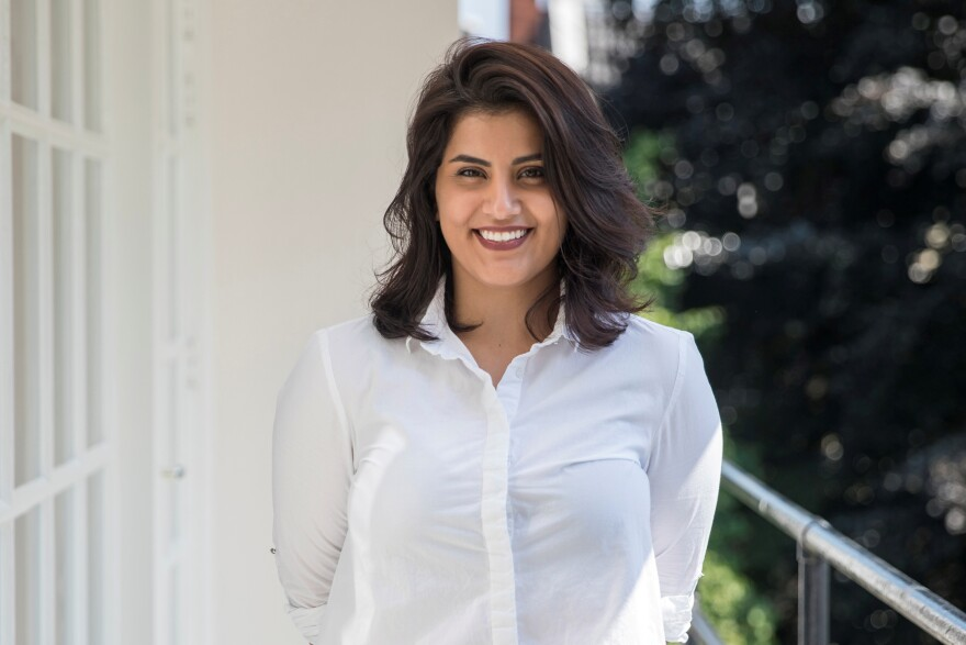 Saudi women's rights activist Loujain al-Hathloul is best known for leading the campaign to legalize driving for women in Saudi Arabia. She was detained in May of 2018 just weeks before the Saudi government lifted the ban.