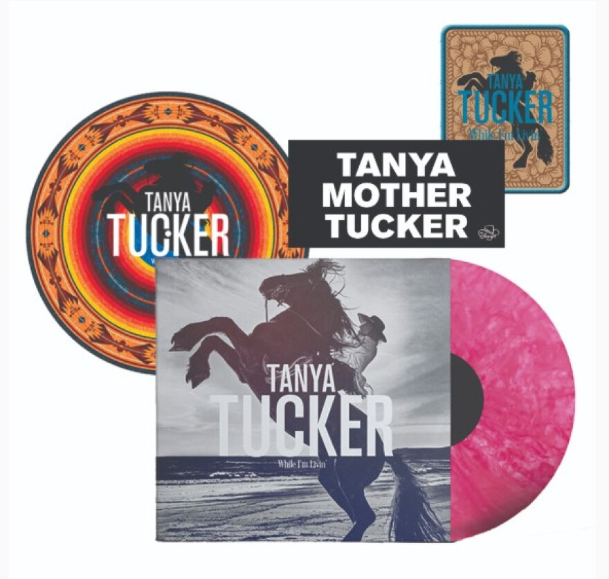 Tanya Tucker Prize Pack