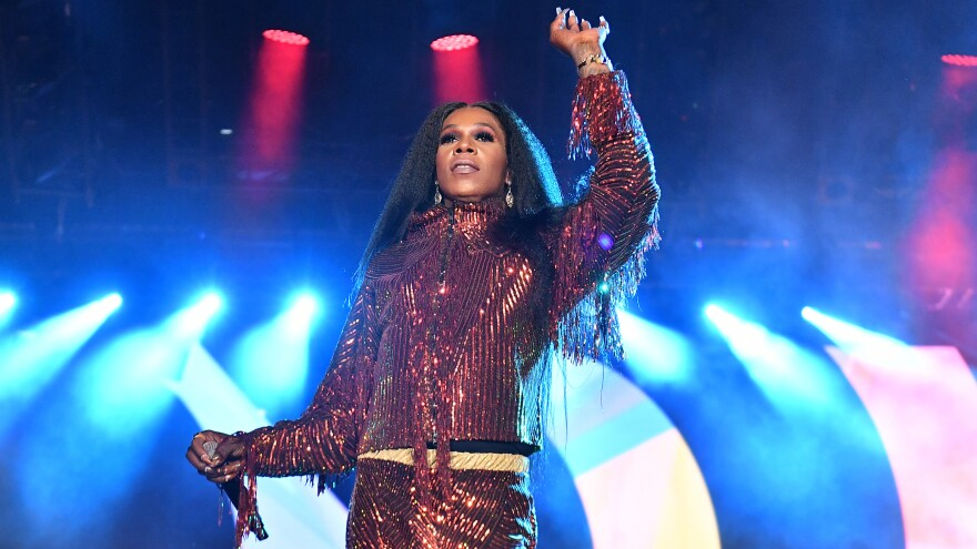 Big Freedia, shown performing in 2019 in New Orleans, is part of our starter kit for the queer music of New Orleans.