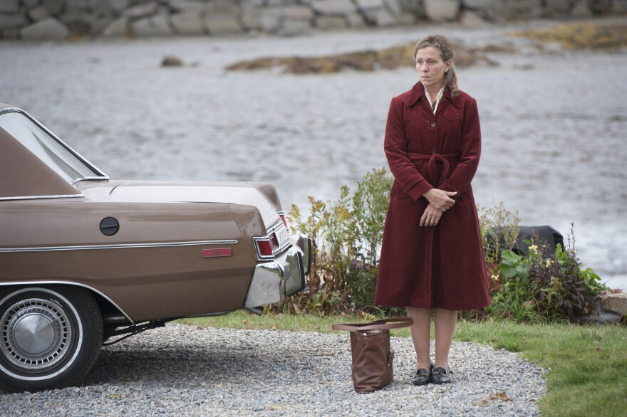 Frances McDormand stars in the HBO mini-series <em>Olive Kitteridge</em>, based on a Pulitzer Prize-winning collection of stories by Elizabeth Strout.