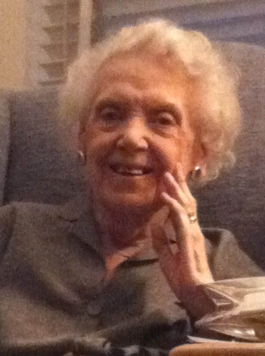 Phyllis Jeanne Creore Westerman is now 96 years old. She lives in an apartment on Fifth Avenue in New York City.