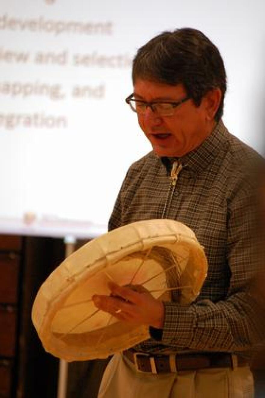 Mike Jetty, Indian Education Specialist for the State of Montana