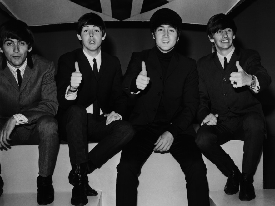 The catalog of The Beatles, which was owned by EMI, will be among the assets that the Universal Music Group gets to keep.