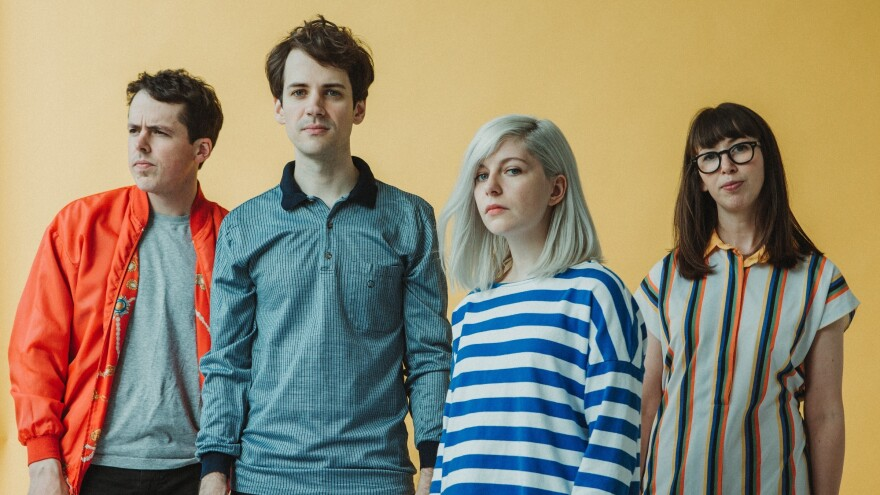 "Alvvays' ""In Undertow"" is one of the songs in this month's edition of Heavy Rotation."