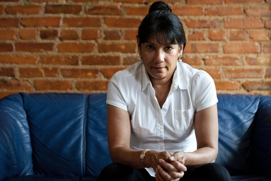 Former CIA operative Sabrina De Sousa, photographed in her then-home in Washington, D.C., in 2013, has lost an appeal to the Portuguese court system and will be extradited to Italy, she says.