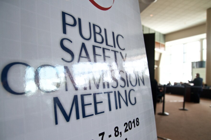 Commissioners have been meeting bi-monthly this year, mostly at the BB&T Center in Sunrise to discuss the findings that led to more recommendations for the second statewide report.