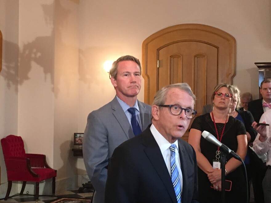 photo of governor Mike DeWine