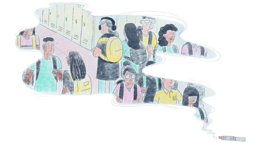 Vaping in schools