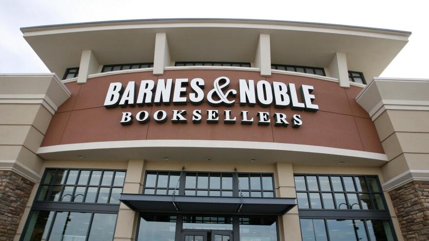 A Barnes & Noble in Bethel Park, Pa.