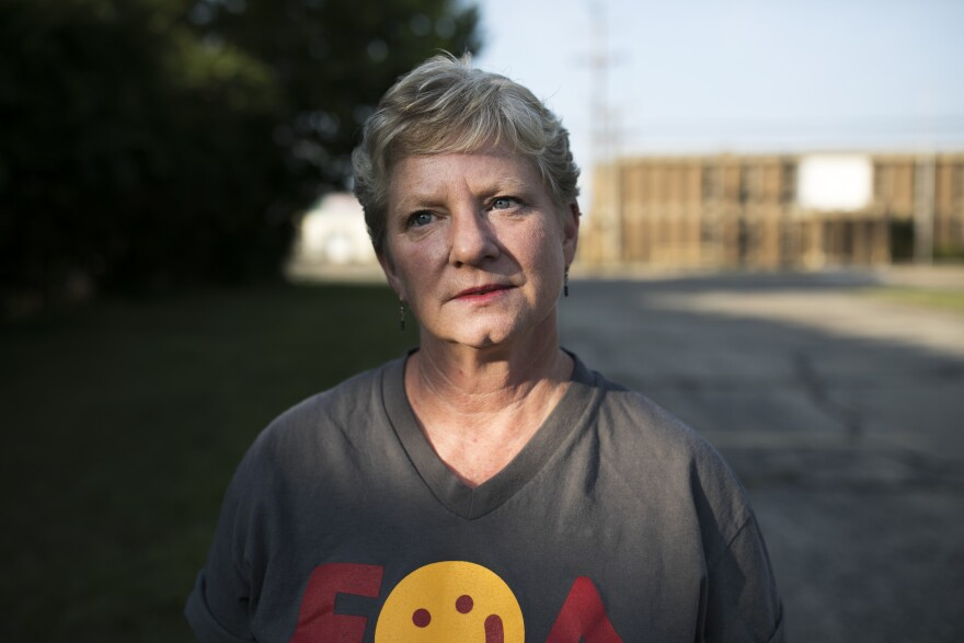 Lori Erion founded the Dayton nonprofit Families of Addicts or FOA.
