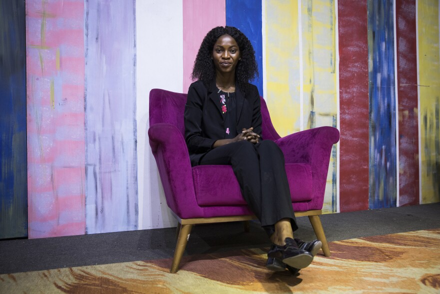 Fatou Ellika Muloshi, a reporter and anchor with Gambia Radio and Television Services, says Jallow's rape accusations against the former president opened up a national conversation about sexual abuse in the country.