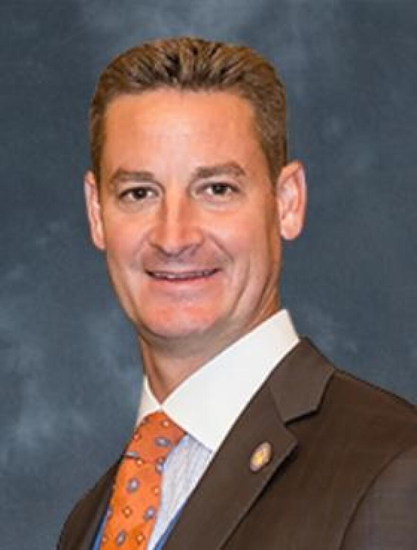 Sen. Greg Steube (R-Sarasota)