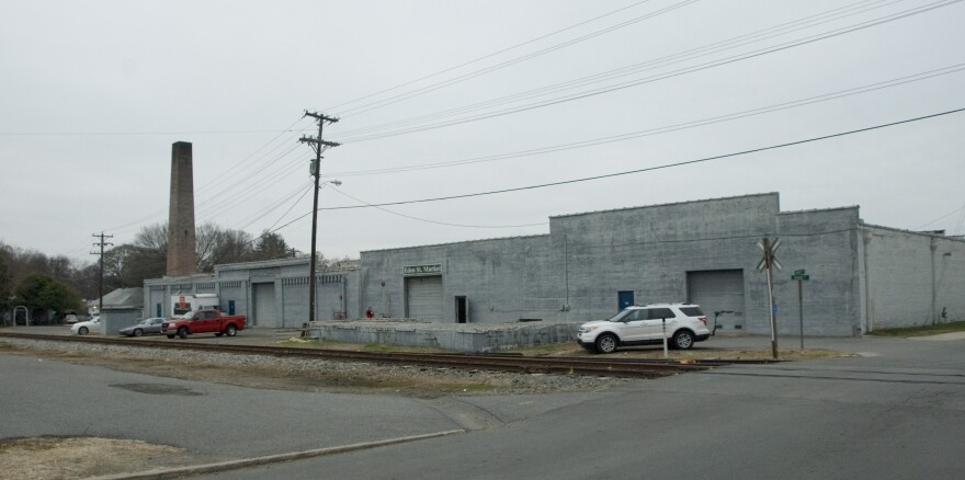 The Metrolina Warehouse in Davidson was an asbestos factory from 1930 to 1960.