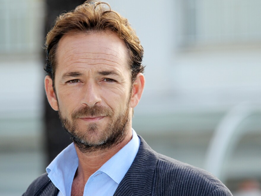 Actor Luke Perry, known for his role as Dylan McKay on <em>Beverly Hills, 90210, </em>celebrated his 50th birthday on Oct. 11. AARP helped him celebrate by putting him on its latest magazine cover.