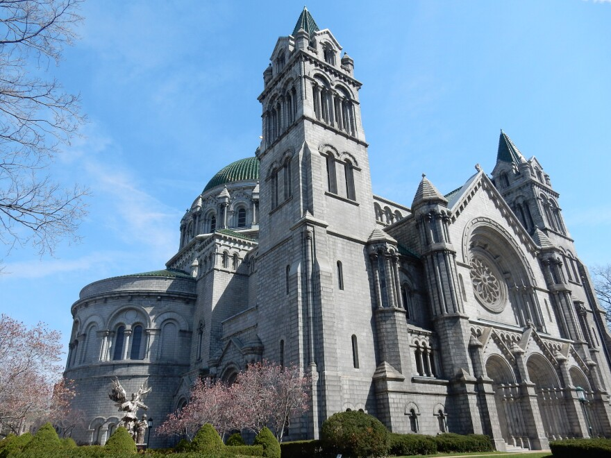 On Friday evening, the Archdiocese of St. Louis is holding a Mass of Reparation at the Cathedral Basilica for victims of sexual abuse.