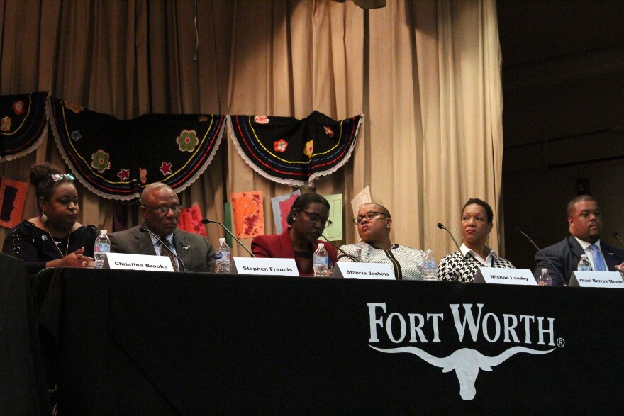 Fort Worth's diversity and inclusion officer candidates