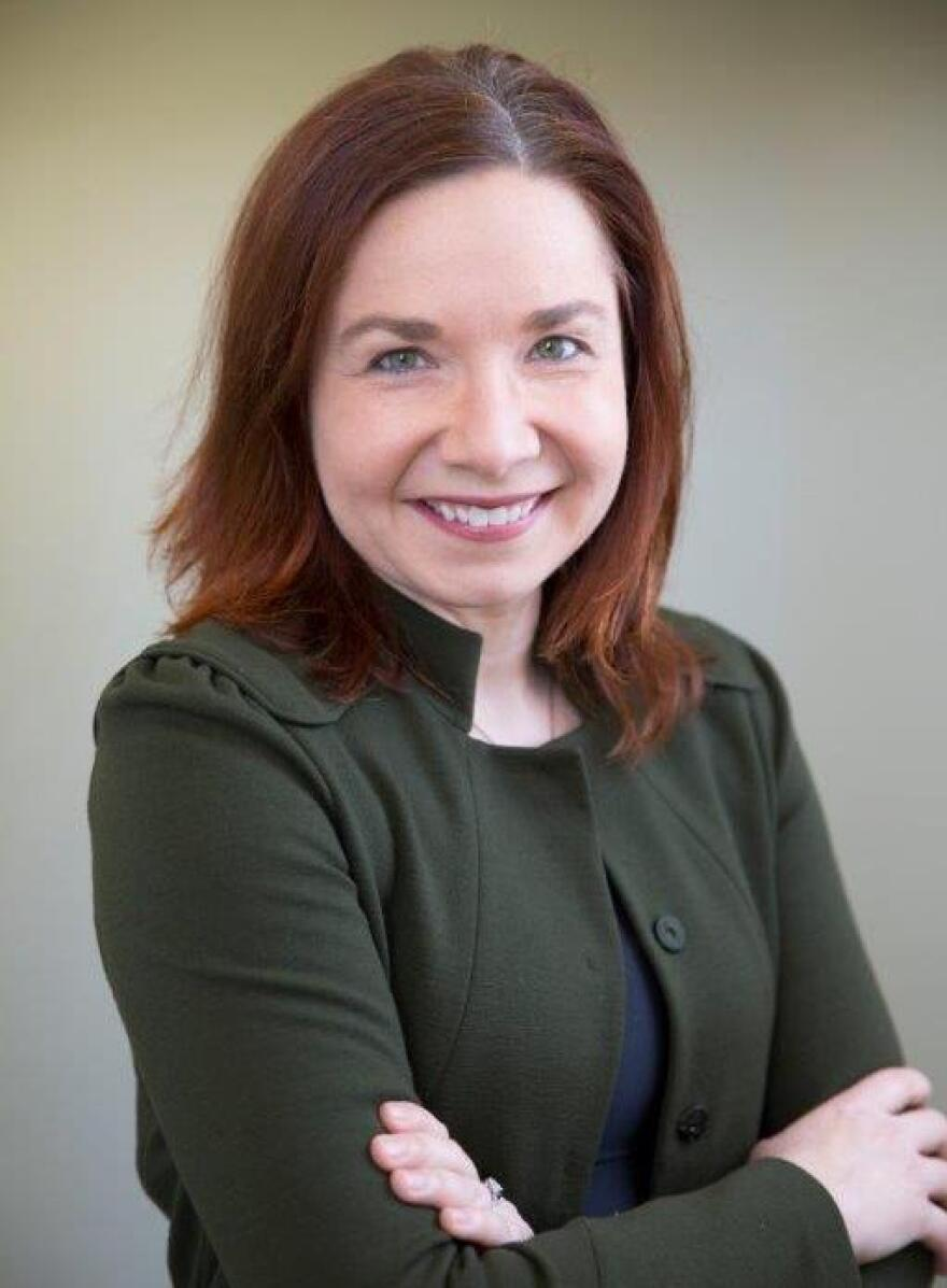 Katharine Hayhoe is an atmospheric scientist and the director of the Climate Science Center at Texas Tech University. She is also a devout Christian.