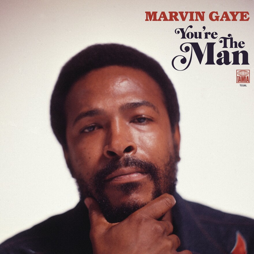 Marvin Gaye, You're the Man.