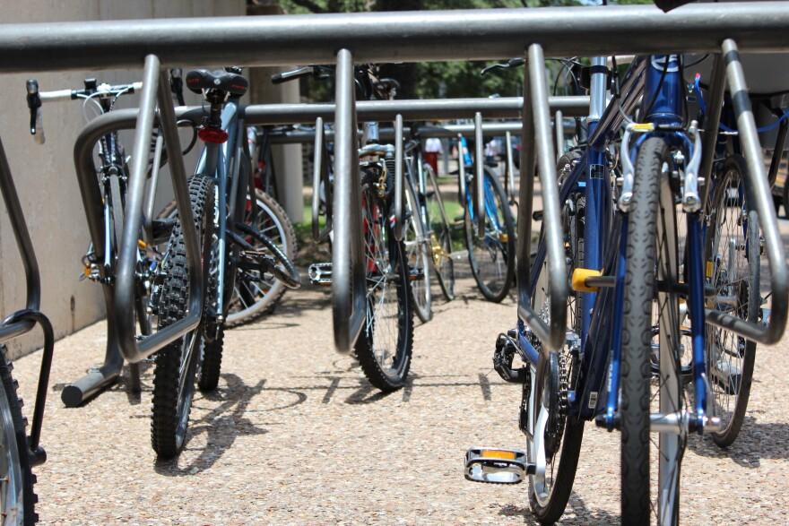 More parked bikes.JPG