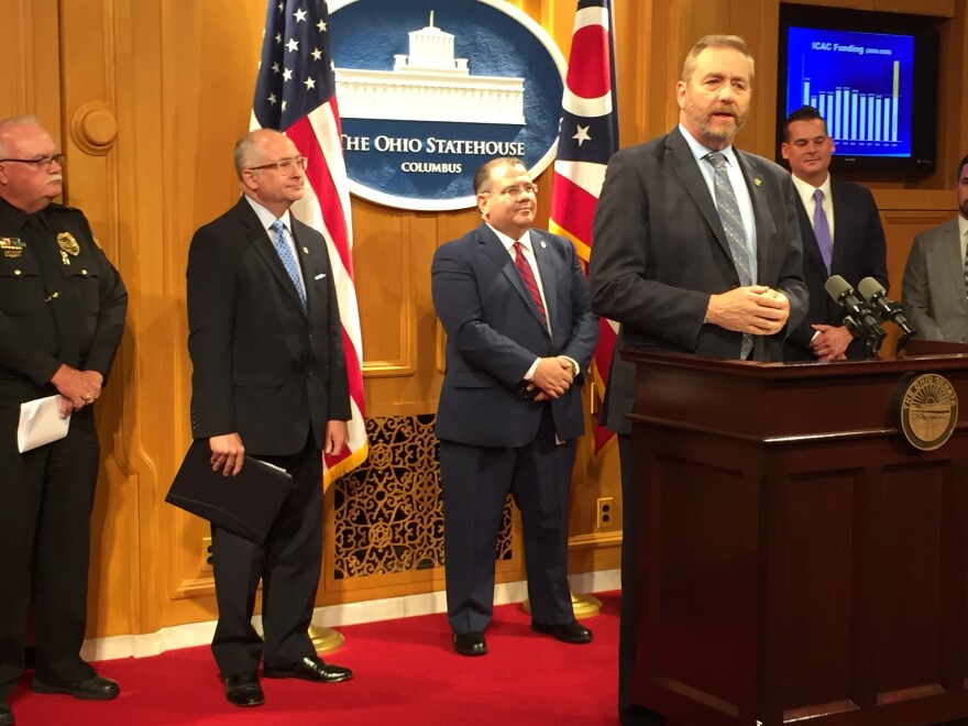 photo of Ohio AG Dave Yost