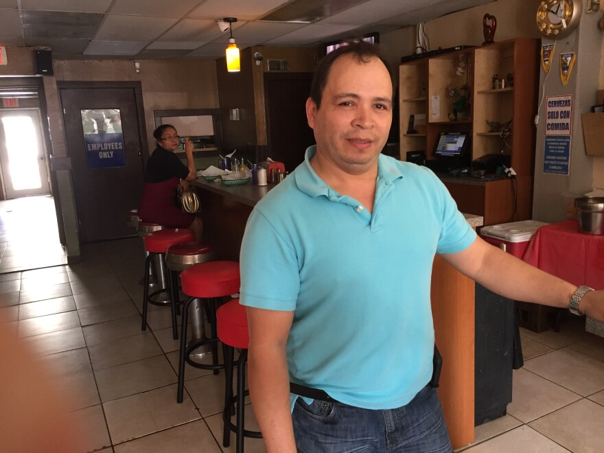 Jose Hernandez, owner of the Salvadoran restaurant Mi Ranchito in Little Havana, says the Trump Adminsitration's latest TPS ruling's effects will be felt in South Florida.