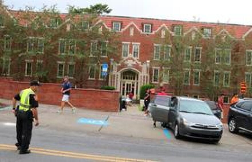 Reynolds Hall on Florida State University's campus