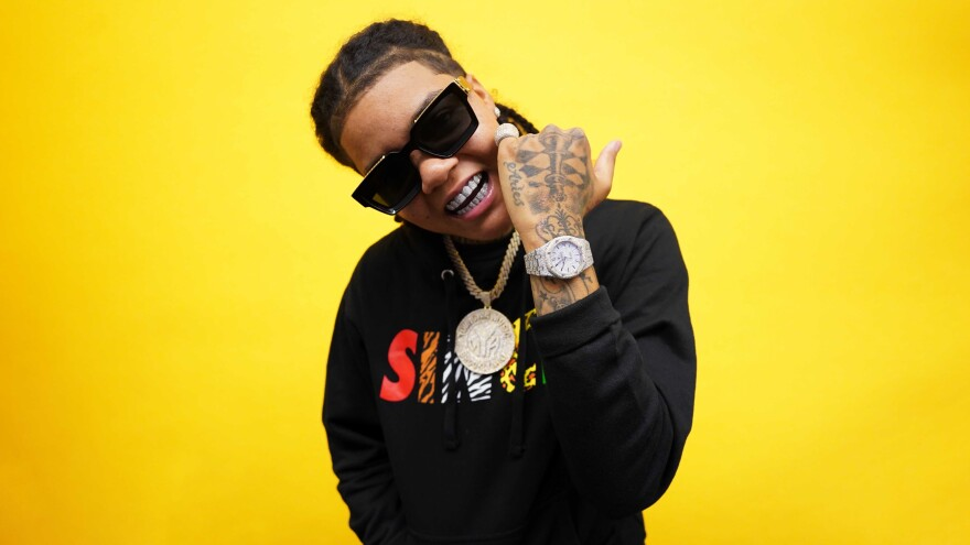 Young M.A relies on her fans to support her independent career, but the power dynamic often leaves her in the lurch.