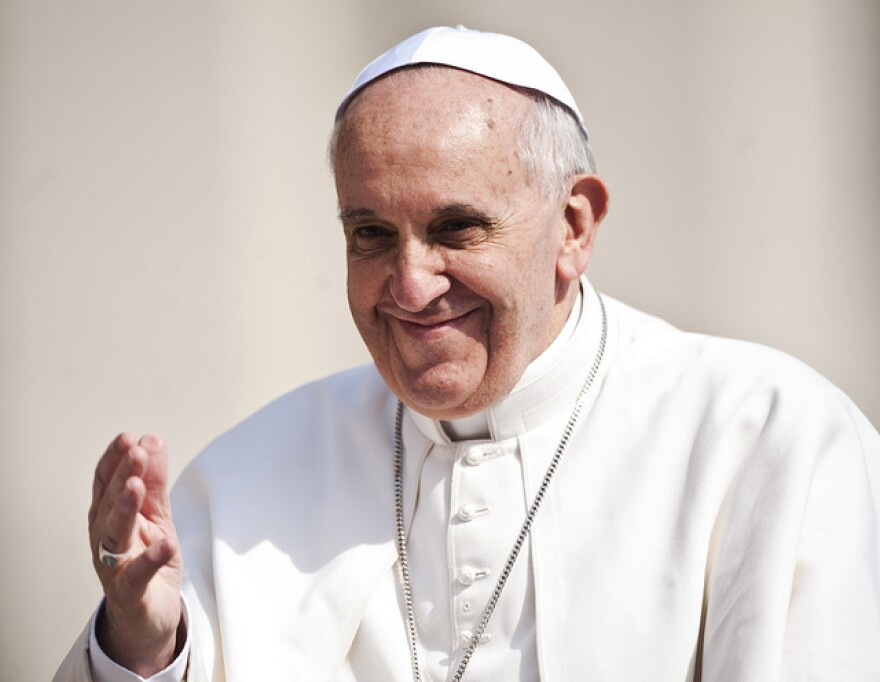 Pope Francis' arrival in the U.S. this week will draw media attention.