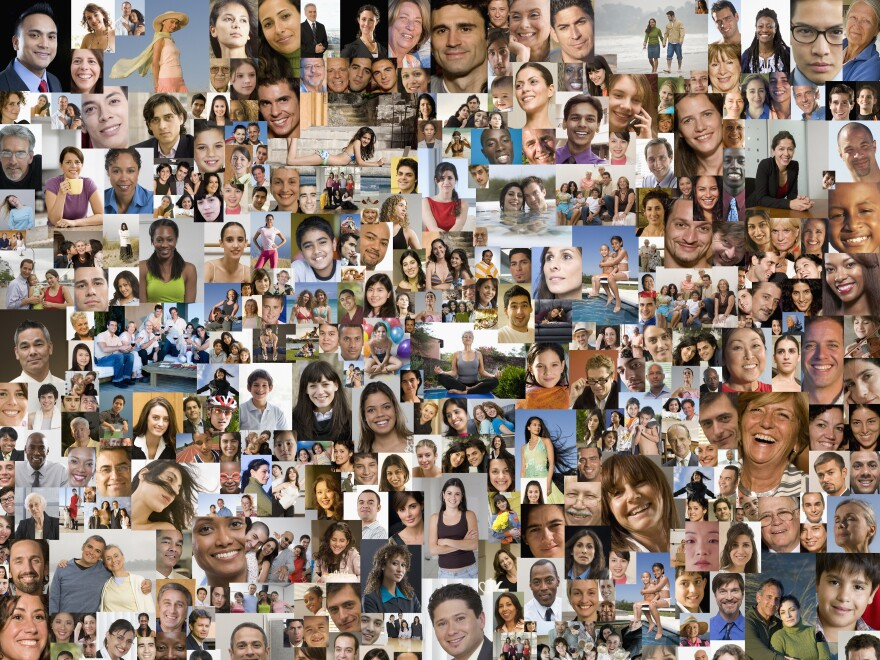 Many of us have problems recognizing the faces of other people.