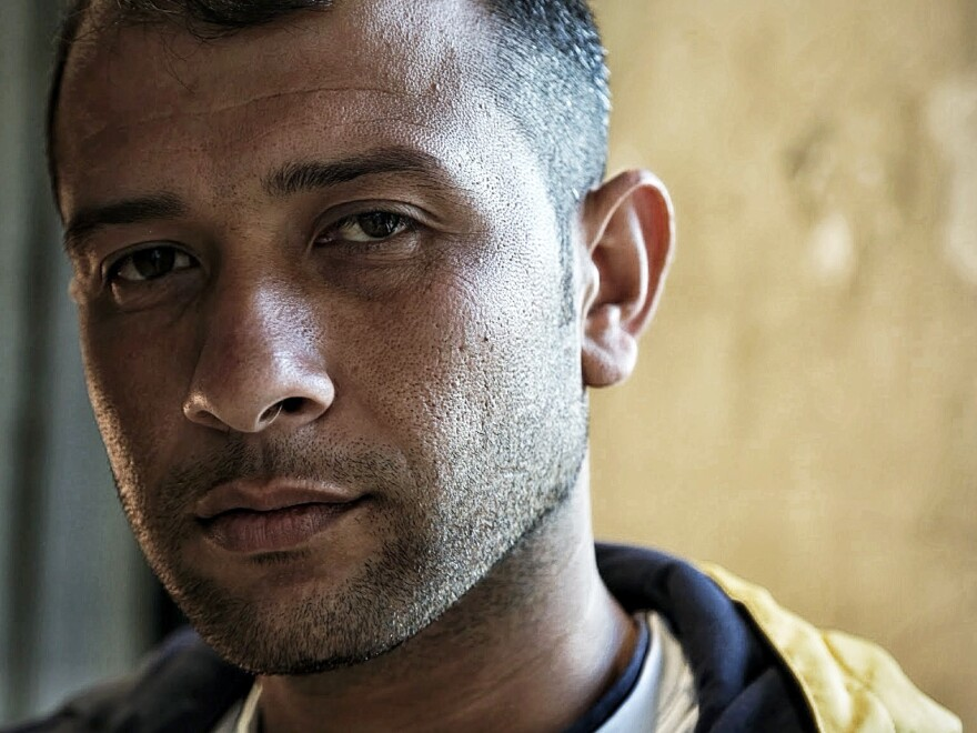 """""""I never imagined I would be in this position, doing this kind of work,"""" says Raed Al Saleh, 33, of his job as the head of the Syrian Civil Defense. """"But these are the circumstances."""""""