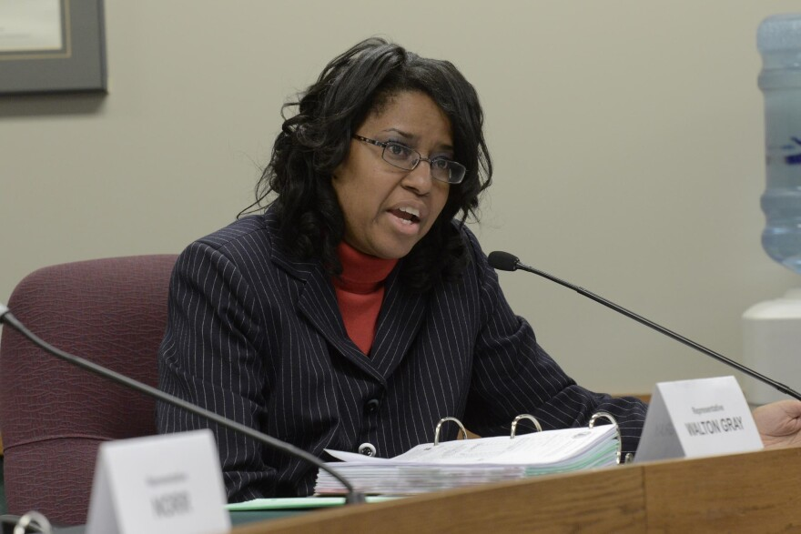 State Rep. Rochelle Walton Gray, D-Black Jack, filed to run for the St. Louis County Council. She could pose a stiff challenge to incumbent Councilman Mike O'Mara.