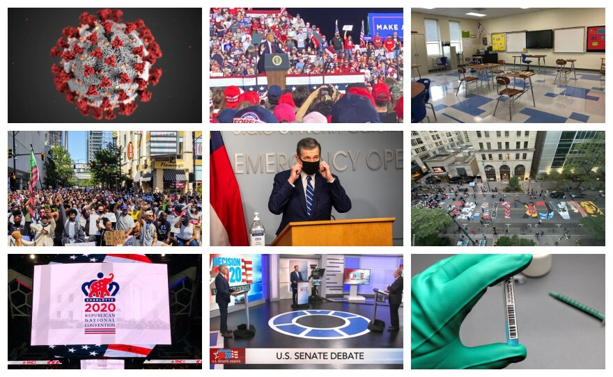 EOY 2020 Collage